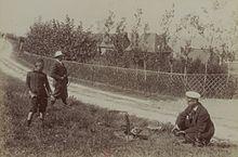 Ball-trap en 1899